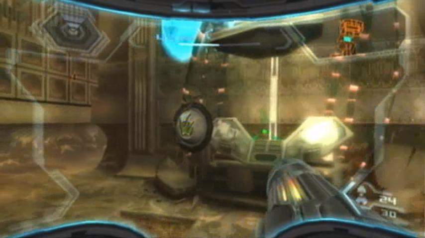Hologram console
