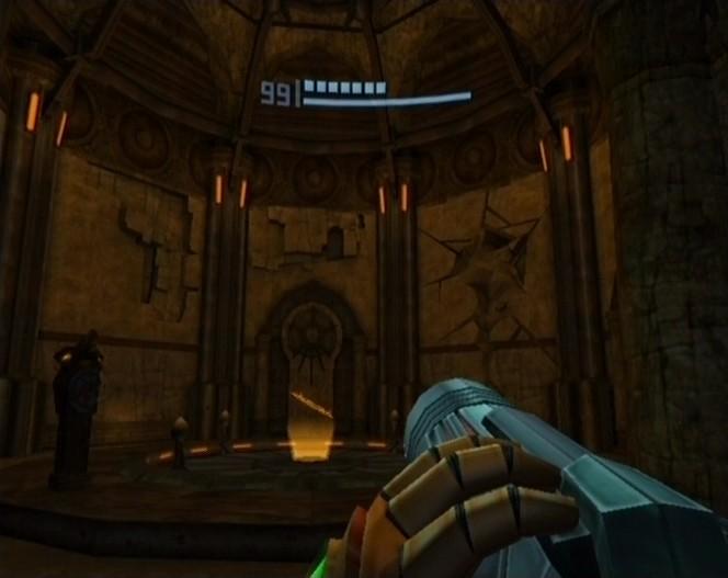 Transport to Tallon Overworld South (Chozo Ruins)