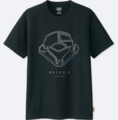 Uniqlo Metroid shirt