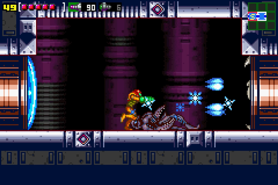 List of rooms in Metroid: Zero Mission/Tourian
