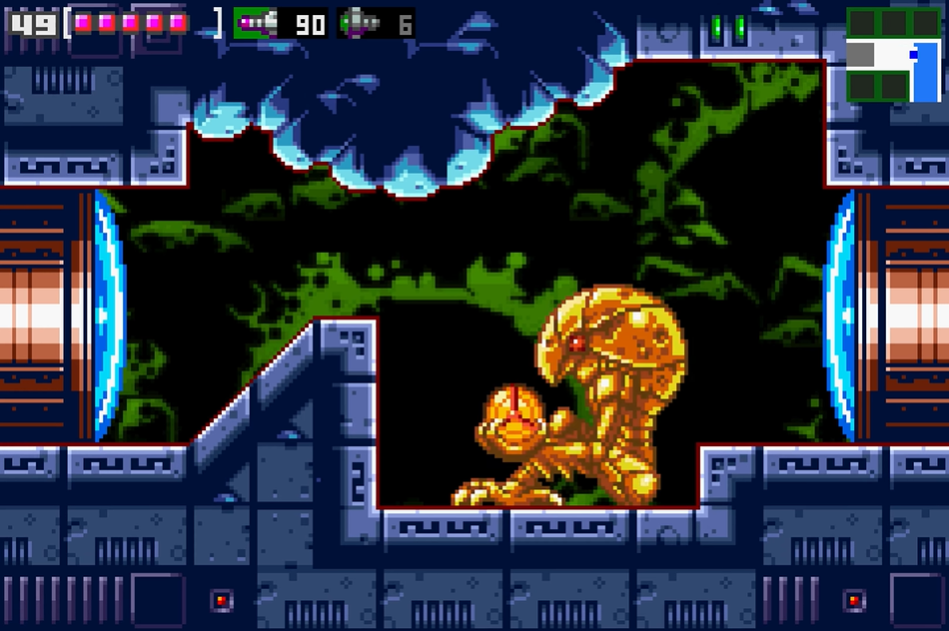 List of rooms in Metroid: Zero Mission/Brinstar