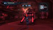 Samus escapes Main Sector Bottle Ship Coundown HD
