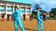 Zero Suit Tekken Tag Tournament 2 - victory