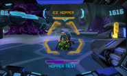 Ice Hopper targeted