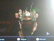 Robot combate dragon