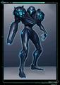 Dark Samus Final Design MP2