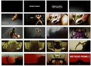 Metroid Prime 3 Ben Sprout Storyboard