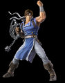 SSB Ultimate Richter render
