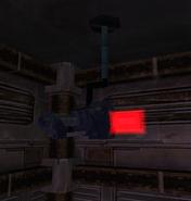 Auto defense turret