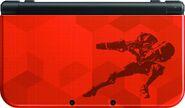 New Nintendo 3DS XL edición Samus Returns cubierta