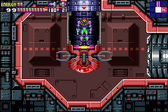 List of rooms in Metroid Fusion/Sector 3 (PYR)