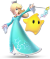 SSB Ultimate Rosalina and Luma render