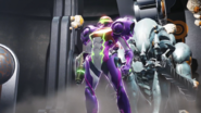 MD Burenia Gravity Suit Pose