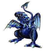 NES Metroid HQ Ridley artwork