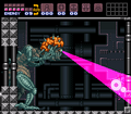Super Metroid Mother Brain hyperbeam