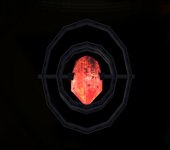 Dark Temple Key