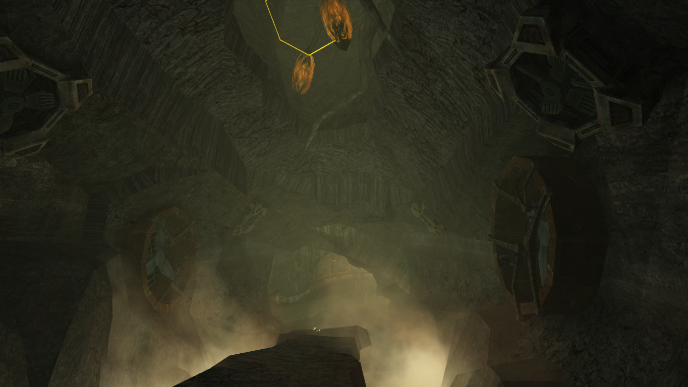 Transport Tunnel B (Tallon Overworld)