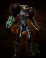 Phazon Suit MP1