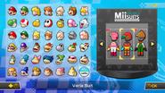 Mario Kart 8 Varia Suit costume