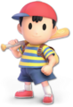 SSB Ultimate Ness render