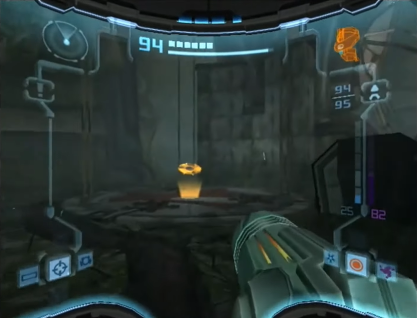 List of rooms in Metroid Prime 2: Echoes/Torvus Bog