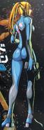 MZM art Zero Suit