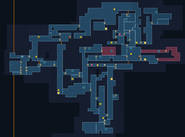 Metroid Area 3 map