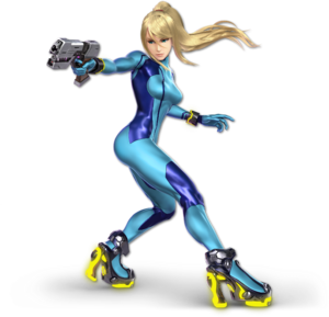 SSB Ultimate Zero Suit Samus render.png