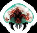 Brawl Sticker Metroid (Metroid Zero Mission)
