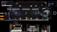 Metroid Dread Bomb Room