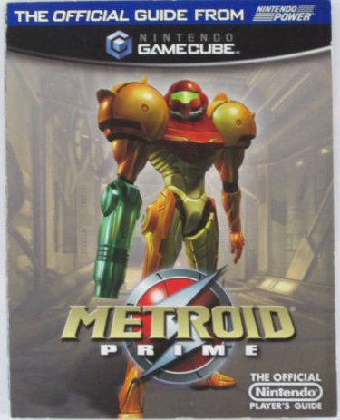 Metroid Prime: The Official Nintendo Player's Guide