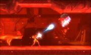 MSR Samus shooting Alpha Metroid.jpg