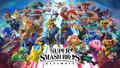 Super Smash Bros. Ultimate splash