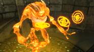 Dark Temple Key hologram