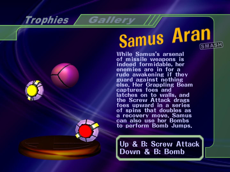 Samus (Super Smash Bros.)