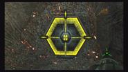 Yellow Blast Shield MP2