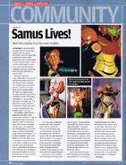 Samus Lives by Yukilefay