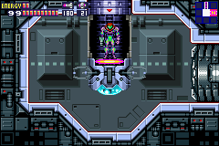 List of rooms in Metroid Fusion/Sector 5 (ARC)