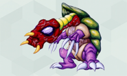 Metroid 2 Art Gallery 10 MSR