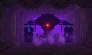 Metroid Samus Returns Diggernaut appears
