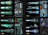 Gene Kohler Samus weapons