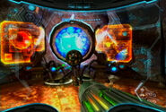 Leviathan Battleship interior