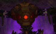 Metroid Samus Returns Diggernaut Emerging from the Shadows (Cutscene)
