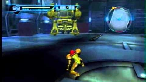 Metroid Other M - RB176 Ferrocrusher