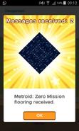 Metroid Zero Mission flooring