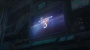Fog-filled corridor - Galactic Federation operating system