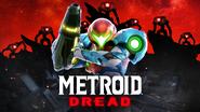 Metroid Dread banner