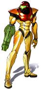 Power Suit Concept Art Front MP1