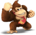 SSB Ultimate Donkey Kong render