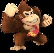 SSB Ultimate Donkey Kong render